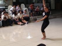 Hula workshop in Angono, Rizal, PH