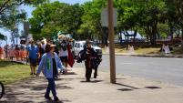 Honolulu Tax March