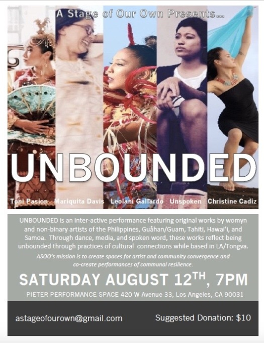 UNBOUNDED FLYER