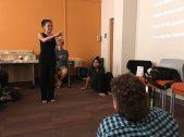 Presentation at Transcribing Spaces: TONGVA event, UCLA
